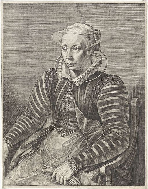 WikimediaCommons_Johannes_Wierix_-_Portrait_of_Volcxken_Diericx_1579_RP-P-OB-67.071
